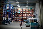 Společnost Ergon zaměstnává na 250 lidi se zdravotním handicapem. Výrobní haly jsou spojené se společností Steeltec.