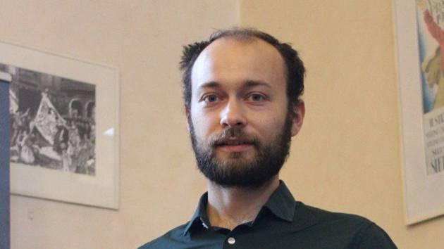 Jiří Šebesta vytváří originální společenské deskové hry.