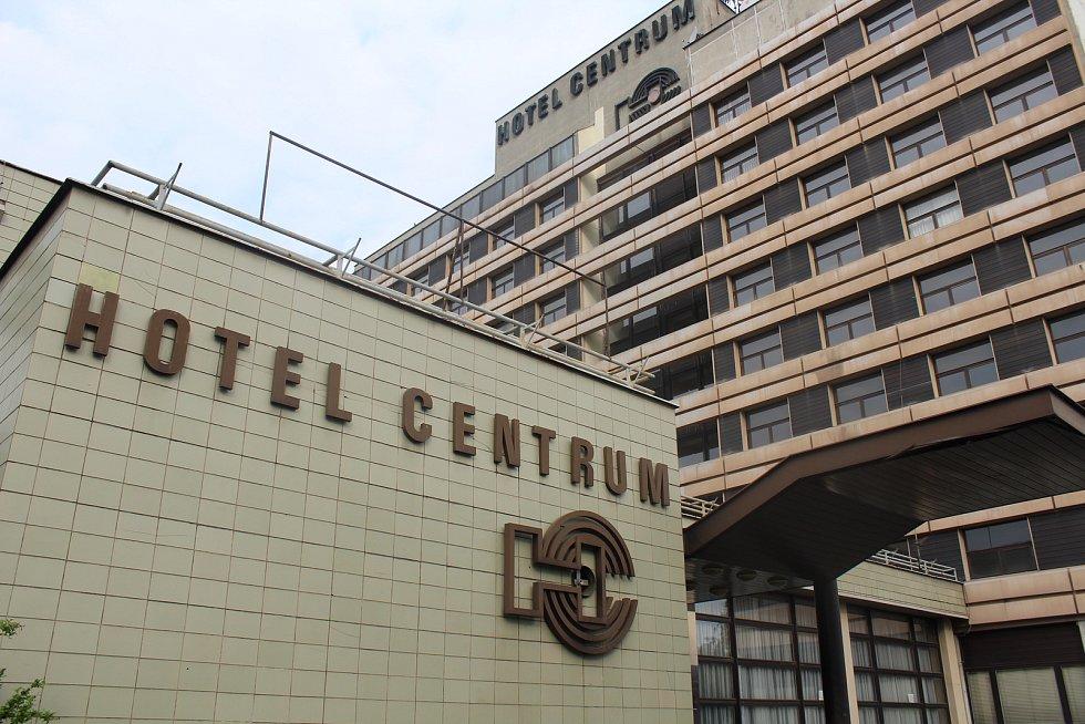 Hotel Centrum ve Frýdku-Místku. Ilustrační foto.
