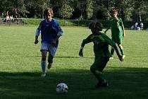 Fotbalisté Frýdku-Místku vyhráli žákovský turnaj.