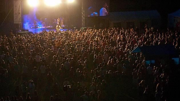 Atmosféra na posledním ročníku festivalu Sweetsen fest.