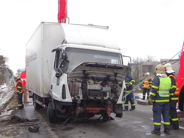 V Dobré čekal hasiče náročný zásah.
