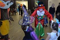 Karneval a klaun. Ilustrační foto.