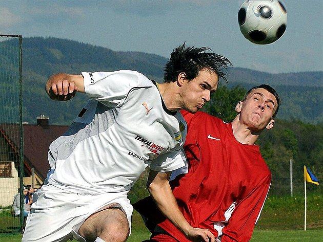 Fotbalisté Frýdlantu byli v derby s Janovicemi úspěšnější.