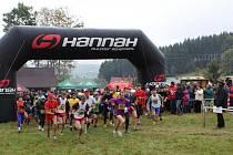 I  přes nepřízeň počasí a chlad se ve 2. ročníku běžeckého závodu Ondřejnická patnáctka sešlo rekordních 222 běžců, z toho 105 jich startovalo v závodech mládeže a 117 se vydalo na náročnou patnáctikilometrovou trať.
