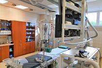Nový operační sál.
