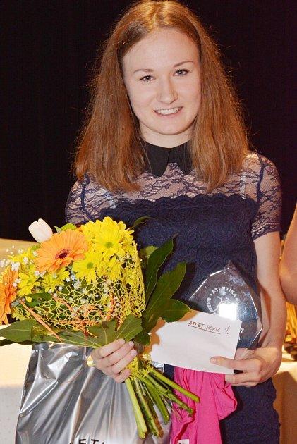 Slezanskou Atletkou roku za rok 2017se stala Iveta Rašková.
