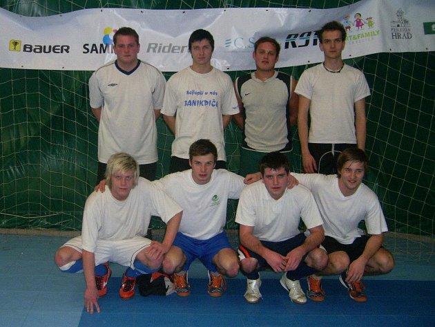 Futsalisté Kozlovic.