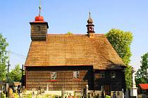 Kostel v Řepišti.