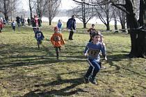 Frýdecko-místecká přehrada Olešná patřila v sobotu 14. března dopoledne běžcům. Oddíl atletiky TJ Slezan tu totiž pořádal už 4. ročník Běhu kolem Olešné.