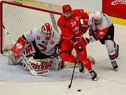 Třinečtí hokejisté dokráčeli v letošní Lize mistrů až do semifinále.