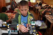 Lego slouží také jako učební pomůcka. Ilustrační foto