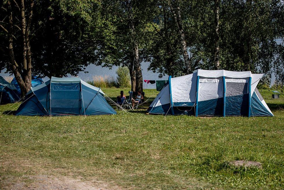 Autokemp Olešná, 30. července 2020 ve Frýdku-Místku.