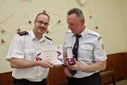Hasiči z Kojkovic získali mimořádnou medaili.