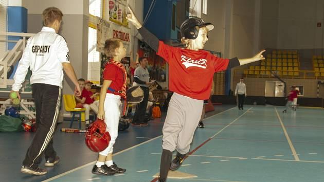 Mladí baseballisté Frýdku-Místku.