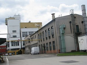 Pivovar v Nošovicích.