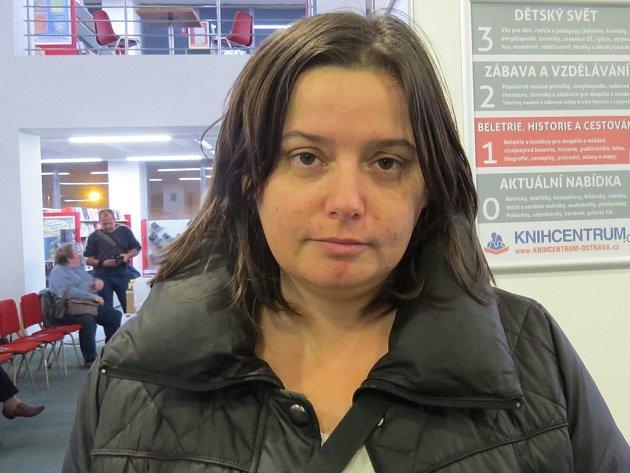 Monika Horsáková.
