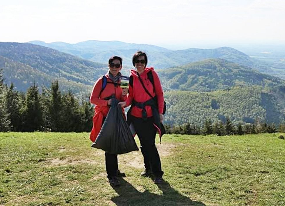 Poděkuj horám, tak se jmenuje akce pořádaná spolkem Čisté Beskydy od Javorového po Javorník, nevyjímaje ani Lysou horu.