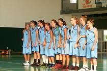 Frýdecko-místecké starší žákyně (U15) se soustředí na další mistrovské utkání.