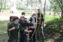 Frýdecko-místecké děti v pátek 24. dubna slavily Den Země.