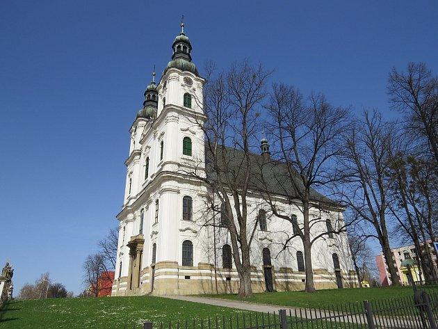 Bazilika Navštívení Panny Marie je jednou z dominant Frýdku-Místku. Barokní stavba vznikla v 18. století, v roce 1999 ji papež Jan Pavel II. povýšil na basiliku minor.