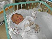 Tadeášek Křenek se narodil 10. března paní Veronice Křenkové z Karviné. Po narození chlapeček vážil 2340 g a měřil 47 cm.