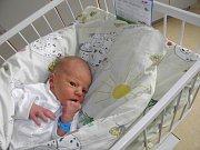 Ondrášek se narodil 11. března mamince Michaele Kušnírové z Třince. Porodní váha chlapečka byla 3330 g a míra 52 cm.