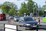 Oprava křižovatky ve Frýdku už začala.