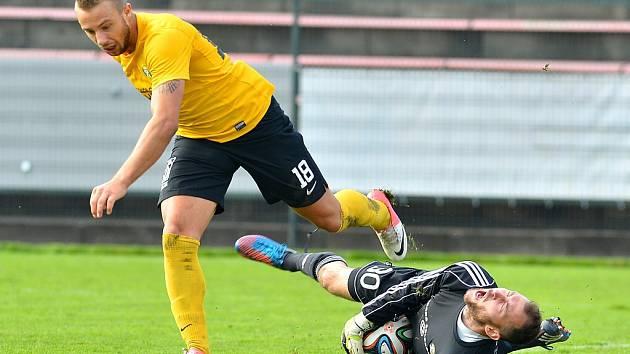 Druholigovým fotbalistům Třince se stále nedaří. Naposledy v domácím prostředí nestačili sokolovskému Baníku, se kterým prohráli 0:2.