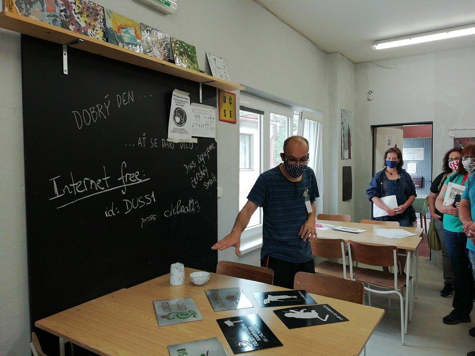Technotrasa Po stopách frýdlantské litiny a smaltu.