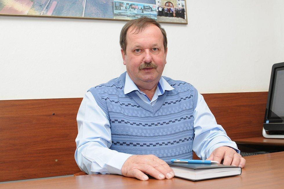 Starosta Fryčovic Leo  Volný.