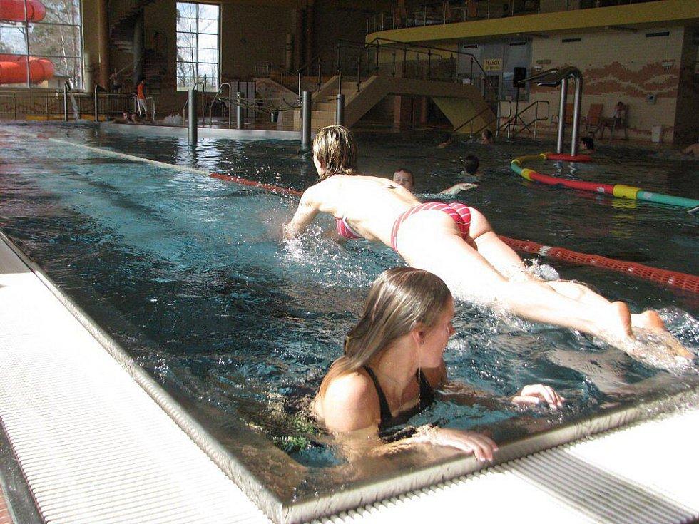Ve frýdecko-místeckém krytém Aquaparku Olešná o víkendu vyvrcholil Vodní týden, který souvisel se Světovým dnem vody.