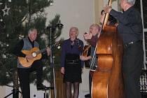 V minulém roce vystoupil na benefičním koncertu Nemocnice Třinec Spirituál kvintet, který přítomné doslova nadchl.