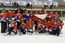 Mladí hokejisté HC Frýdek-Místek skončili na mezinárodním turnaji v lotyšské Rize na pěkném šestém místě.