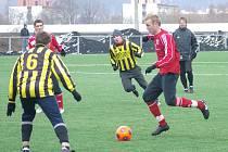 FK Fotbal Třinec – FK Jiskra Ústí nad Orlicí.