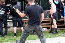 Metaloví fanoušci si v sobotu 21. července přišli na své na již patnáctém ročníku Immortal shadows festivalu v Kozlovicích.