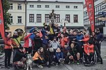 B7, neboli kultovní ultratrailový závod napříč Beskydami, a to hned dvakrát – tam a zpět – zvládl Jan Kempa poslední květnový víkend na podporu sportování handicapovaných.