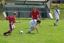 Mladí fotbalisté se opět utkají na mezinárodním turnaji v Kozlovicích.