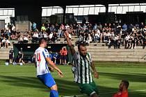 FC Vratimov - 1. SK Prostějov 2:3 (1. kolo MOL Cupu, 18. 8. 2021).
