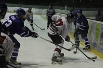 Hokejisté Frýdku-Místku prohráli úvodní derby utkání s Novým Jičínem po samostatných nájezdech 3:4.