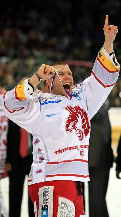 Václav Varaďa vyhrál s Třincem mistrovský titul jako hráč i trenér.