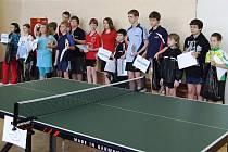 V Metylovicích proběhl tradiční turnaj ve stolním tenisu.