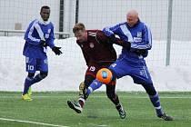Fotbalisté Frýdku-Místku si v přípravném utkání na domácí umělce poradili se slovenským prvoligistou z Podbrezové 3:1.