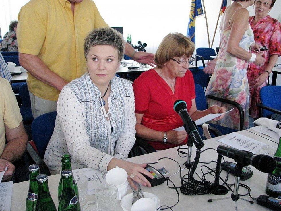 Novou zastupitelkou Třince se stala Regina Szpyrcová. Nahradila Stanislava Sajdoka, který se z hutnického města odstěhoval do Bystřice.