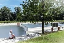 Na Ostravici ve Frýdku-Místku se připravuje rozsáhlá rekonstrukce dalšího stupně s názvem Riviéra. Takto by to mohlo vypadat.