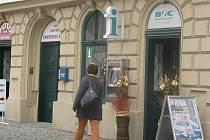 Beskydské informační centrum na náměstí Svobody v Místku.