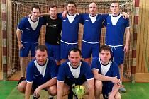Vítězem a rovněž i postupujícím do elitní soutěže Frýdecko-místecké ligy v sálové kopané se stali fotbalisté Martek Medicalu.