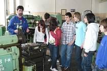 SPŠ ve Frýdku-Místku se připojila k projektu Podpora odborného vzdělávání na středních školách MSK v rámci operačního programu Vzdělávání pro konkurenceschopnost