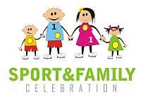 Logo společnosti Sport&Family Celebration.