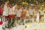 Oceláři slaví druhý titul v historii klubu.
